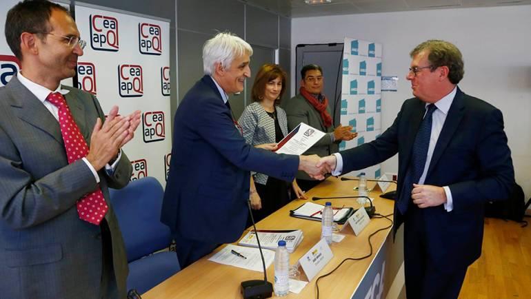 Genueve ediciones certificada con el sello de calidad CEA-APQ
