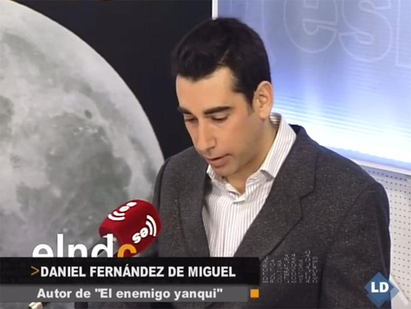 Entrevista a Daniel Fernández de Miguel en Es la noche de César