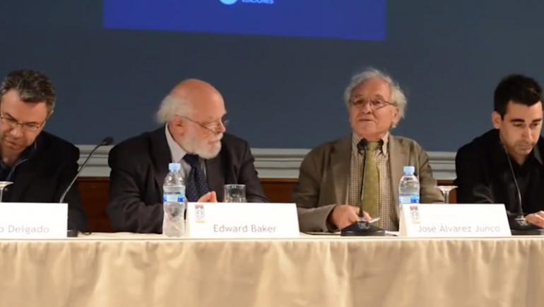 Presentación de «El enemigo yanqui» en el International Institute